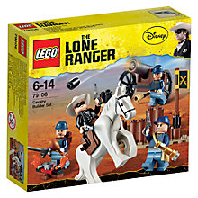 Buy LEGO Lone Ranger Cavalry Builder Set Online at johnlewis.com