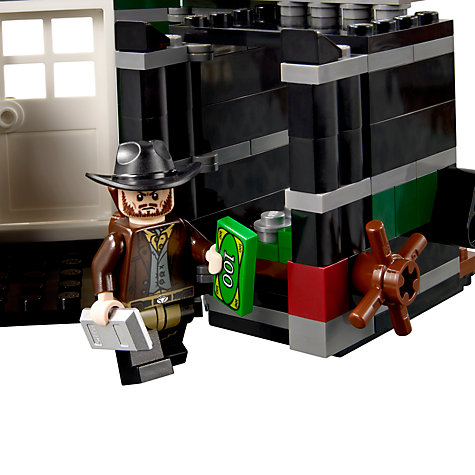 Buy LEGO Lone Ranger Colby City Showdown Online at johnlewis.com