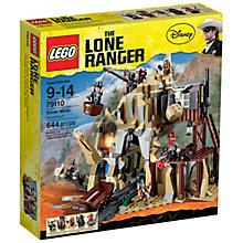 Buy LEGO The Lone Ranger Silver Mine Shootout Online at johnlewis.com