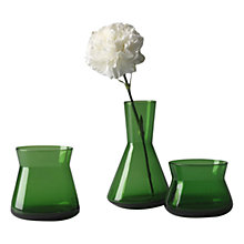 Buy Design House Stockholm Trio Flared Vases Online at johnlewis.com