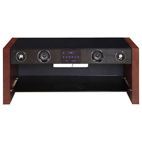"Buy Optimum Soundstation TV Stand with Speakers for up to 42"" TVs Online at johnlewis.com"