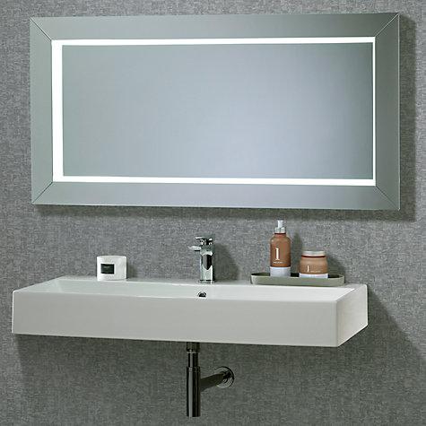 Buy Roper Rhodes Affinity Illuminated Bathroom Mirror
