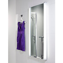 Buy John Lewis Transcend Illuminated Bathroom Mirror Online at johnlewis.com