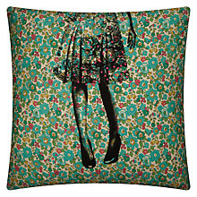 Buy La Cerise Sur Le Gateau Alice Liberty Cushion, Multi Online at johnlewis.com