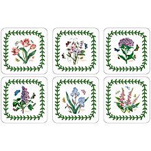 Buy Pimpernel Botanic Garden Coasters, Set of 6 Online at johnlewis.com