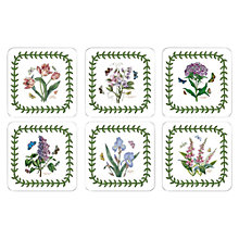 Buy Pimpernel Ebony Orchid Placemats, Set of 6 Online at johnlewis.com