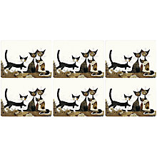 Buy Pimpernel Serafino and Friends Placemats, Set of 6 Online at johnlewis.com