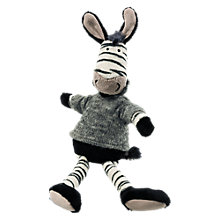 Buy Woogie Zebra, Small Online at johnlewis.com