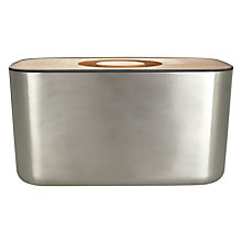Buy Joseph Joseph 100 Collection Bread Bin Online at johnlewis.com