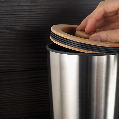 Buy Joseph Joseph Kitchen Storage Container, Stainless Steel Online at johnlewis.com