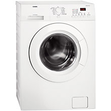 Buy AEG L60460FL Washing Machine, 6kg Load, A++ Energy Rating, 1400rpm Spin, White Online at johnlewis.com
