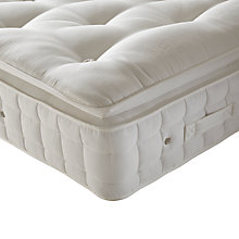 Buy John Lewis Luxury Comfort Silk Pillowtop Mattress, Double Online at johnlewis.com