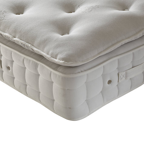 Buy John Lewis Luxury Comfort Cashmere Pillowtop Mattress, Super Kingsize Online at johnlewis.com