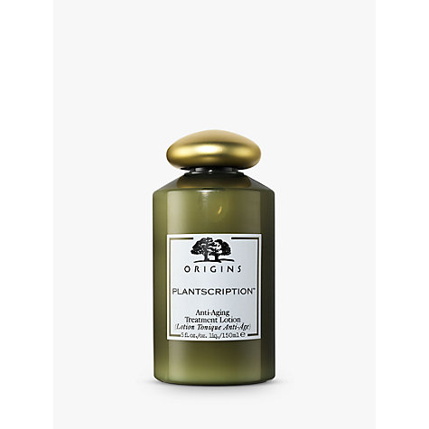 Buy Origins Plantscription™ Anti-Aging Treatment Lotion, 150ml Online at johnlewis.com