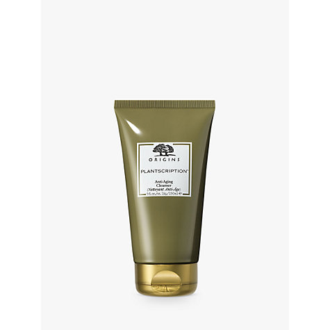 Buy Origins Plantscription™ Anti-Aging Cleanser, 150ml Online at johnlewis.com