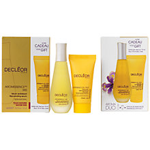 Buy Decléor Anti-Ageing Aroma Duo Gift Set Online at johnlewis.com