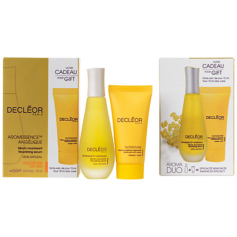 Buy Decléor Nourishing Aroma Duo Online at johnlewis.com