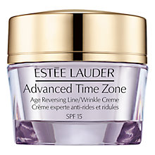 Buy Estée Lauder Advance Time Zone Day Cream, 50ml Online at johnlewis.com