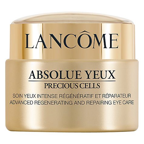 Buy Lancôme Absolue Yeux Precious Cells Eye Cream, 20ml Online at johnlewis.com