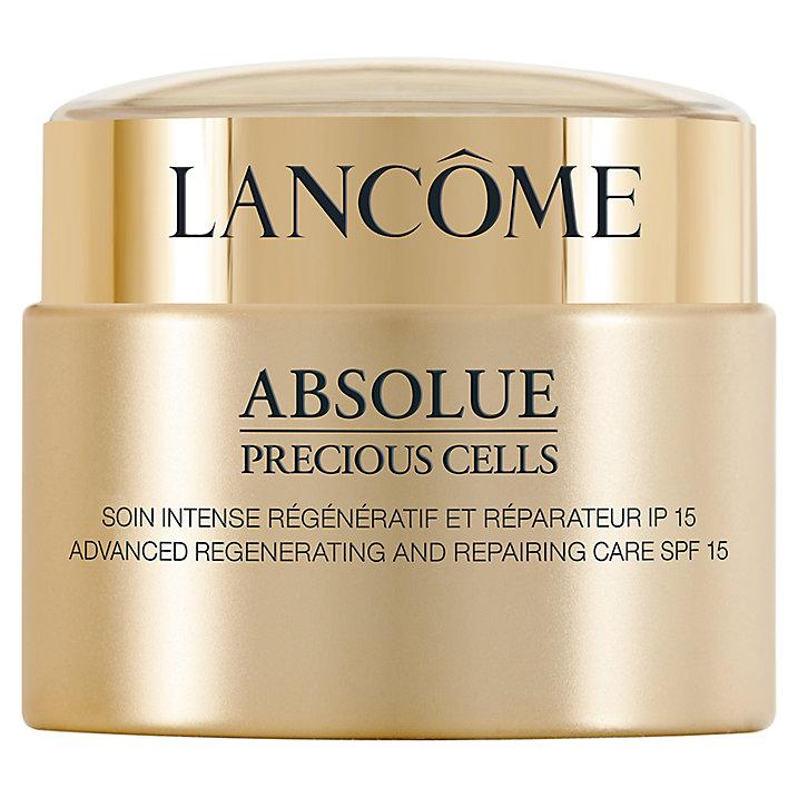 LANCÔME ABSOLUE Precious Cells Advanced Regenerating and Repairing Care SPF 15 50ml