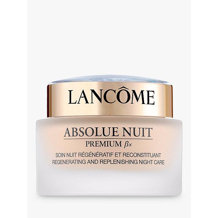 LANCÔME ABSOLUE NUIT PREMIUM ßx Regenerating and Replenishing Night Care 75ml