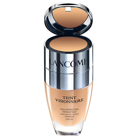 Buy Lancôme Teint Visionnaire 2 in 1 Corrector and Perfecting Foundation Online at johnlewis.com