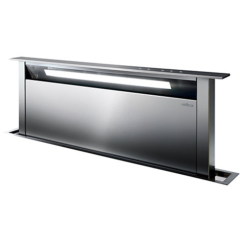 Buy Elica Andante Downdraft Cooker Hood, Stainless Steel Online at johnlewis.com