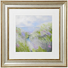 Buy Sue Fenlon - a Day by the Sea Gilt Framed Print, 57 x 57cm Online at johnlewis.com