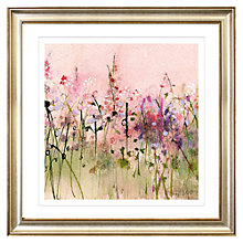 Buy Sue Fenlon- Meadow Flowers Gilt Framed Print, 83 x 83cm Online at johnlewis.com