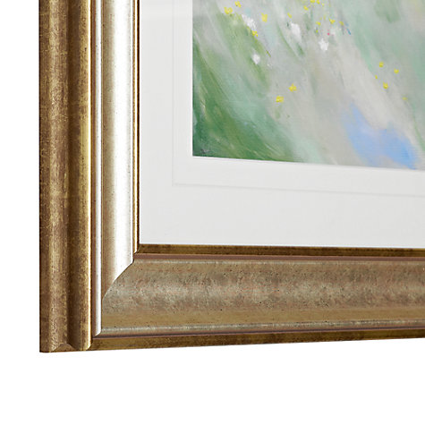 Buy Sue Fenlon - Snowdrops Gilt Framed Print, 57 x 57cm Online at johnlewis.com