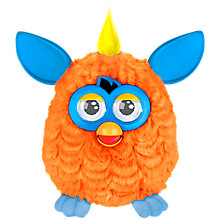 Buy Furby: The New Generation, Orange/Blue Online at johnlewis.com