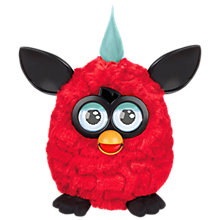 Buy Furby: The New Generation, Red/Black Online at johnlewis.com