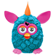 Buy Furby: The New Generation, Teal/Pink Online at johnlewis.com