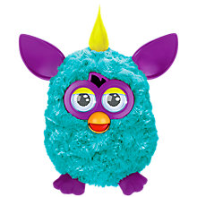 Buy Furby: The New Generation, Teal/Purple Online at johnlewis.com