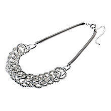 Buy Adele Marie Silver Plated Ring Necklace Online at johnlewis.com