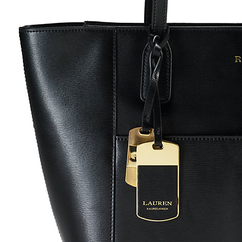 Buy Lauren by Ralph Lauren Zipped Shopper Tote Bag Online at johnlewis.com