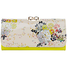 Buy Ted Baker Effima Matinee Purse, Green Online at johnlewis.com