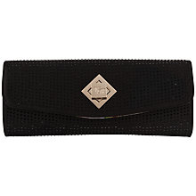 Buy Ted Baker Tilsley Crystal Clutch Handbag Online at johnlewis.com