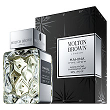 Buy Molton Brown Navigations Through Scent Mahina Unisex, 50ml Online at johnlewis.com