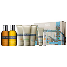 Buy Molton Brown Men's Traveller Gift Set Online at johnlewis.com