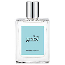 Buy Philosophy Living Grace Eau de Toilette, 60ml Online at johnlewis.com