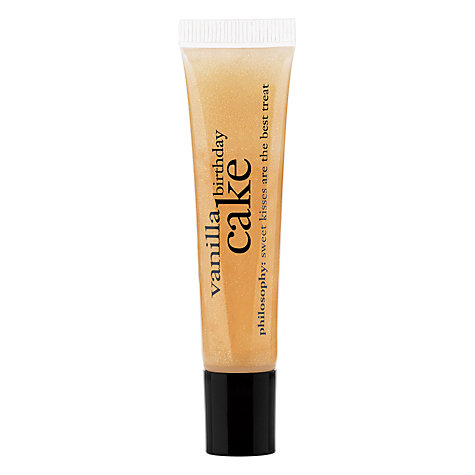 Buy Philosophy Cinnamon Buns Lip Shine Online at johnlewis.com