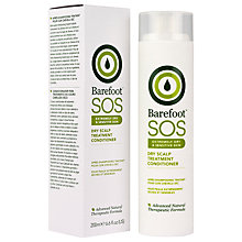 Buy Barefoot S.O.S. Intensive Care Dry Scalp Conditioner, 200ml Online at johnlewis.com