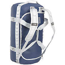 Buy The North Face Base Camp Holdall Backpack, Large, Blue/Grey Online at johnlewis.com