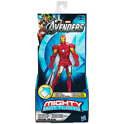 The Avengers Mighty Battlers Figure, Assorted