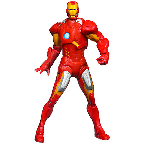 Buy The Avengers Mighty Battlers Figure, Assorted Online at johnlewis.com