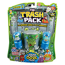 Buy The Trash Pack Liquid Ooze Pack, Assorted Online at johnlewis.com
