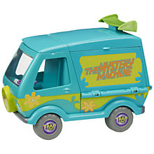 Buy Scooby-Doo Trap Time Mystery Machine Playset Online at johnlewis.com
