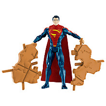 Buy Superman: Man of Steel Action Figures, Assorted Online at johnlewis.com