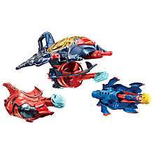 Buy Superman Flight Speeders Launchers Online at johnlewis.com